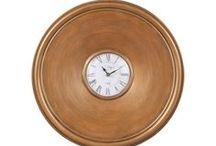 c l o c k s / Bombay Company Clocks at bombaycompany.com / by Bombay (USA)