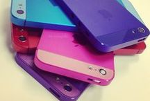 iphones / by Courtney Myers