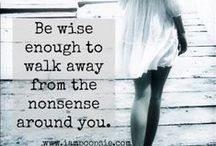 Quotes / by Marsha ƸӜƷ