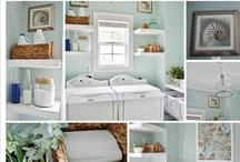 Laundry Room / by Tammy Fossa
