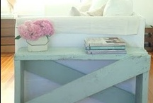 Furniture Makeovers / by Tammy Fossa