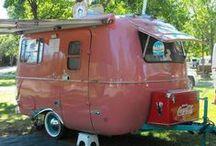 Camping/Caravans/Little homes / by Marsha ƸӜƷ
