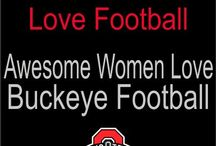 buckeye fan / by Sue Eaton