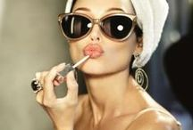 STYLE :: Makeup & Beauty / Makeup trends, tips and tricks  / by Sara Neal
