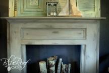 Fireplaces / by Tammy Fossa