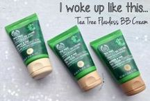 Tea Tree Flawless BB Cream / Perfect your complexion and fight the look of blemishes with our Tea Tree Flawless BB Cream. This dual action cream gives you flawless coverage whilst tackling the appearance of blemishes. Formulated with purifying Community Fair Trade organic tea tree oil from Kenya. Get yours here: http://bit.ly/U6wdH9 / by The Body Shop CA