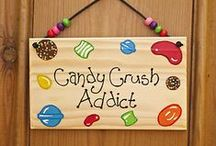 Candy crush / by Johanna Valles-Garcia