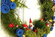 Wreaths / by Chris Shealer