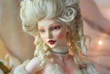 OOAK Dolls / by BaronessBarb VonBernewitz