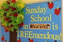 Sunday School Ideas / by Shirley Surface