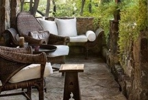 Outdoor Spaces / by Kate Washington