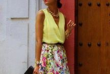 Spring/Summer Style / by Julianna Contreras