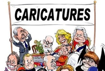 Caricatures ~ Crazy Faces   / by DeAnn Madden
