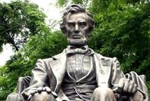 "Abraham Lincoln  ""Honest Abe"" / by DeAnn Madden"