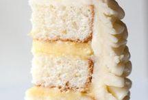 CAKES / by Faith Damstrom