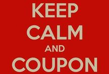 Money Saving Tips & Tricks / This board is dedicated to frugality and money saving. / by CouponW.A.H.M