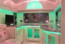 Travel Trailer Interiors / by Stacie Tamaki