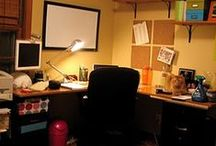 An Office for My Wub / What I dream about creating for my teacher wub. / by Robin Allison