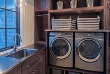 Utility/Mud Rooms / For those spaces you need in your house but usually forget about decorating... / by Robin Allison