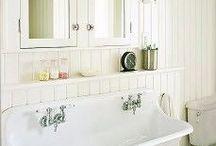 Bathroom Inspiration / by Karyl G.