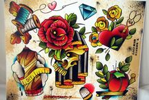 Tattos  that I want / by Rosa Vendrell