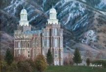 LDS Temples / by Margaret Manning