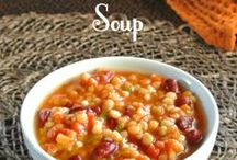 Hearty Soups, Chili, And Such / by Sam Artz