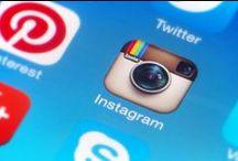 Social Media Instagram / by Gina Mortimer Storr