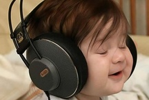 MUSIC SPEAKS TO ME / by Marshelle Barkster