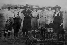Cowgirls / by Barbara Smith