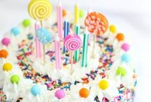 birthdays / by Liesl Hoopes