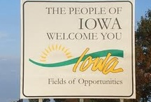 Iowa / Iowa is much more than corn fields. Take a look at my Iowa and be prepared to be surprised.  / by Lonnie McCoy