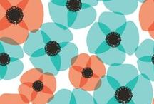 Free Seamless Patterns / I am always on the look out for Quality Free Seamless Patterns.  Here is my collection... / by Fab N' Free