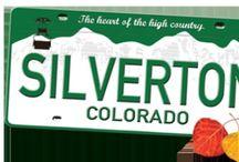 Silverton, Colorado / My favorite place.  / by Katiea Ayers