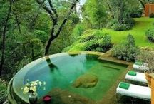 """Home Design: Living in Nature / by Anne """"ArizoNative"""""""