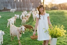 Farm and Country Girl Perfection / I am a farm and country girl at heart.  <3 / by Genia Seghetti  -  Mountain Girls Adventures