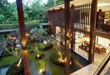 "Home Design: Patio, Pool, Garden, & Greenhouse / by Anne ""ArizoNative"""