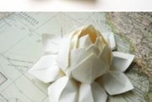 "DIY: Origami & Kirigami / by Anne ""ArizoNative"""