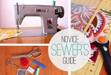 """DIY: For When I Re-Learn to Sew / by Anne """"ArizoNative"""""""