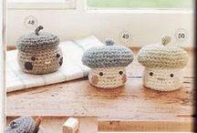Amigurimi - Crochet / by Teresa Moore