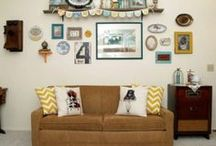 Family Living Room  / by WhimC Mama