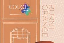 Color Crush: Burnt Orange / Color Crush Contest – Burnt Orange: Rustic (end March 2014) / by Grandin Road