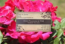 Event Planning by TMJ / Parties, gifts and Photography. / by Tara Jones