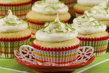Cupcake Recipes / Cupcake recipes from Dixie Crystals Sugar and Chef Eddy Van Damme. / by Dixie Crystals