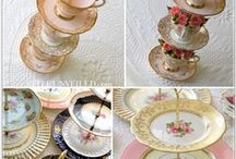 Make your own Cake Plate / by Sheri Bryant