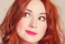 Wibbly Wobbly Timey Wimey / Okay, so I have a thing for Karen Gillan (Amy Pond.)  / by Jeanne Young