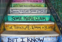 Floors, Steps & Walls / by Pam Smith