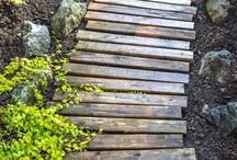 Pallet galore / by Pam Smith