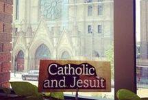 Catholic and Jesuit / Celebrating Marquette University's Catholic and Jesuit heritage. Learn more at http://marquette.edu/faith / by Marquette University