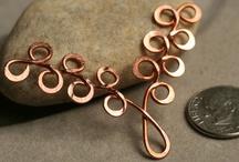 Jewelry - Wire / by Cindy Briedis